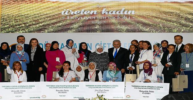 Kadın Çiftçiler İşveren Oluyor