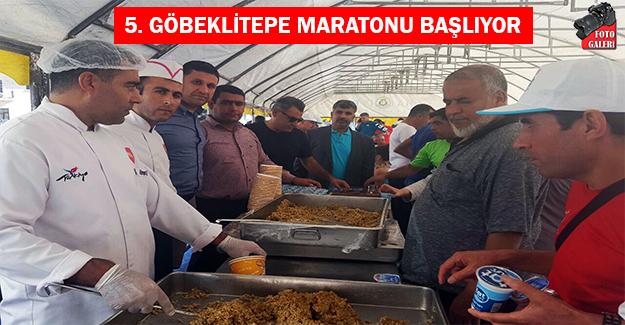 Maraton Öncesi Enerji Depoladılar
