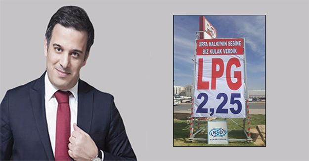 Urfalıların LPG Zaferi