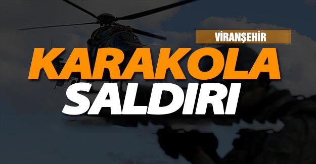 Viranşehir'de Hain Saldırı: 1 Şehit