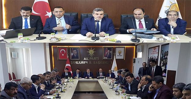 AK Parti'de Meclis Grup Toplantısı