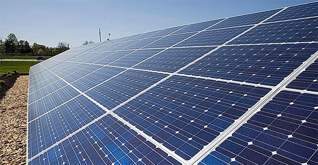 Belediye Elektrik İhtiyacını Güneşten Karşılayacak