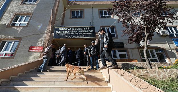 Bozova Belediyesi'nde İnceleme