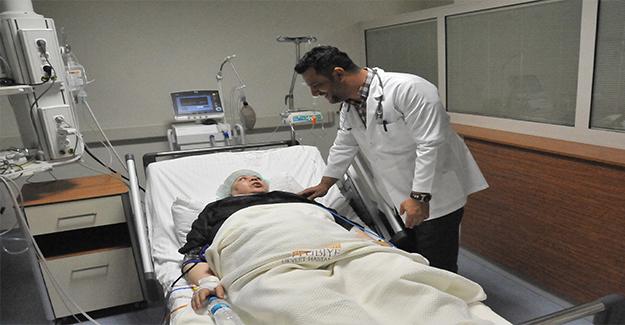 Bu Ameliyat Güneydoğu'da İlk