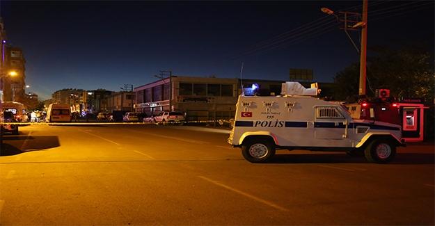 Diyarbakır'da Polise Terör Saldırısı