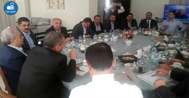 DSİ'de İstişare Toplantısı