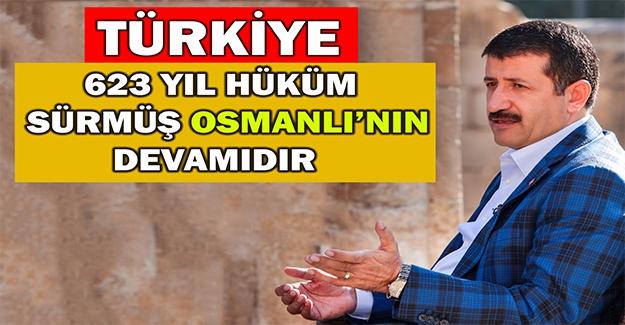 Ekinci: Türkiye İlelebet Payidar Kalacak