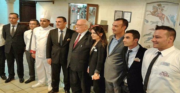ELRUHA, Kültür ve Turizm Bakanını Ağırladı