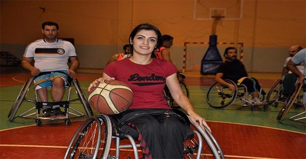 Engelli Sporcunun Azmi