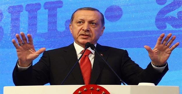Erdoğan: Güçlü Desteğe İhtiyacımız Var