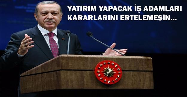 Erdoğan: Tuzakları Boşa Çıkaracağız