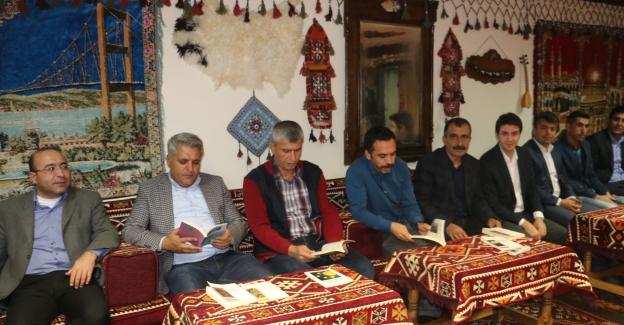 Kahta'da gençlik ve okuma toplantısı