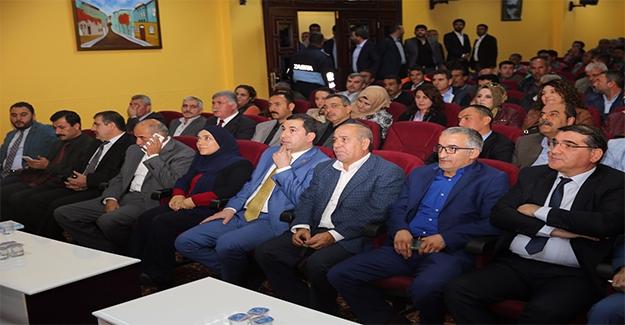 Karaköprü'de Personele Eğitim Semineri Verildi