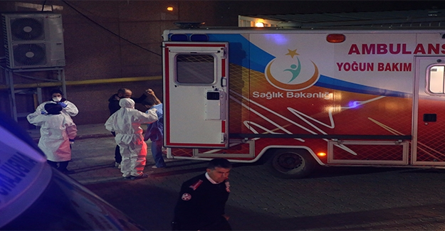 Kimyasal Silah Mağdurları Tedavi Altına Alındı