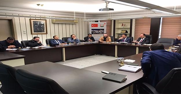 Kuveytli İş Adamlarının Gözü Urfa'da