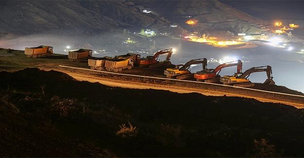 Maden Şirketinin Müdürü Tutuklandı