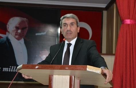 Mardin Milli Eğitim Müdürü Sarı öğretmenlerle bir araya geldi