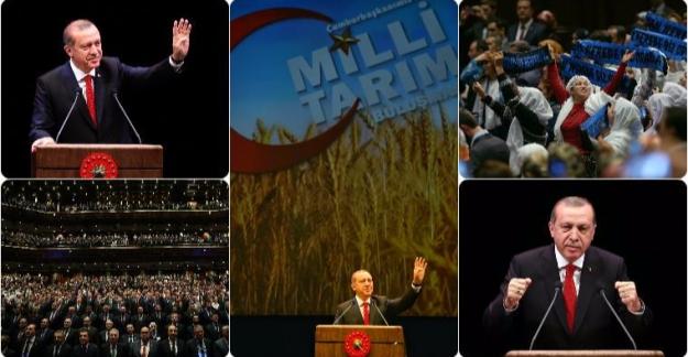 Milli Tarıma Hep Birlikte Sahip Çıkmalıyız