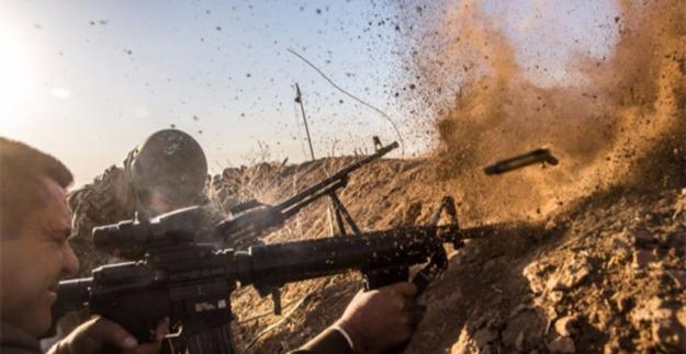 Musul'da Sokak Çatışmaları Sürüyor