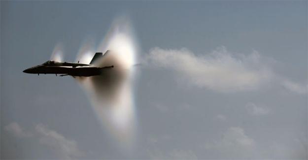 Patlama Sesinin Nedeni Uçaklar mı ?