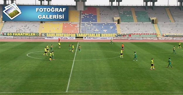 Şanlıurfaspor: 7 U21: 0
