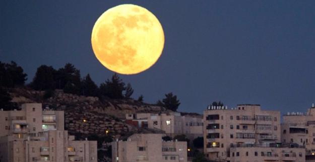 Süper Ay nedir?