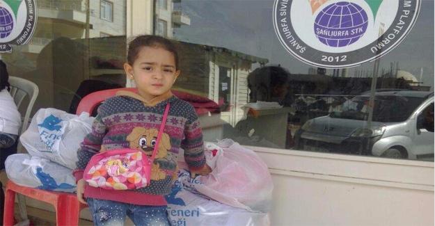 Suriyeli Yetim Çocuklara Kışlık Kıyafet