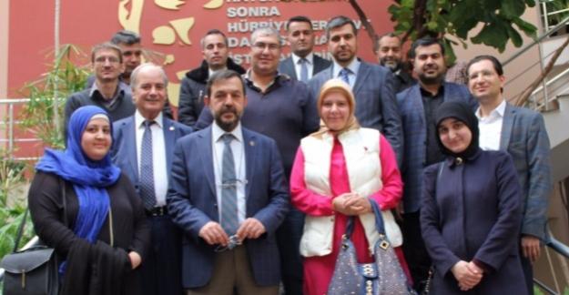 Suriyeliler Kariyerlerini Türkiye'de Sürdürüyorlar