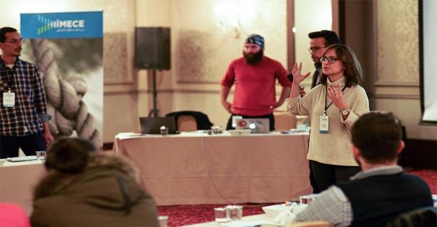 Suriyelilere Girişimcilik Eğitimi Verilecek