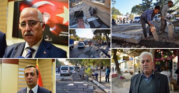 Suruç'un Çehresi Değişiyor