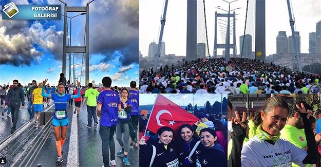 Türkiye Aşkına, Şehitler Anısına Koştular