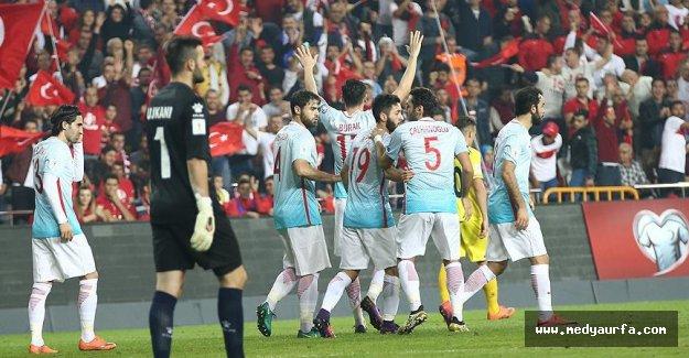 Türkiye: 2 Kosova: 0