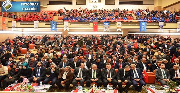 Urfa'da 15 Temmuz 2. Kurtuluş Savaşı Paneli