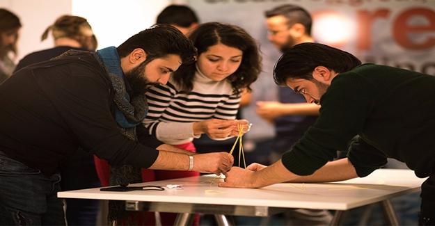 Urfa'daki Suriyelilere Girişimcilik Eğitimi