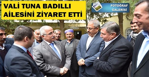Vali Tuna: Birliğimizi Muhafaza Etmeye Kararlıyız