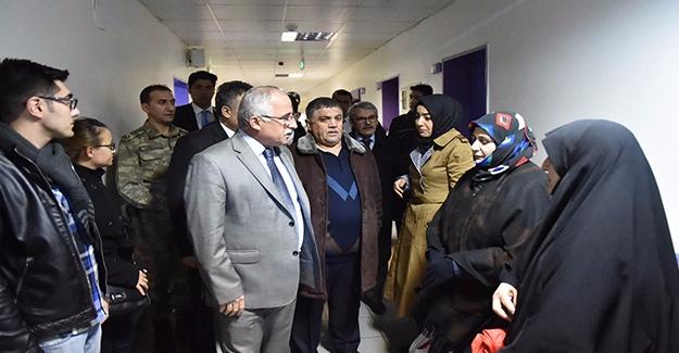 Vali Tuna: Faillerin Yakalanması İçin Çalışmalar Sürüyor