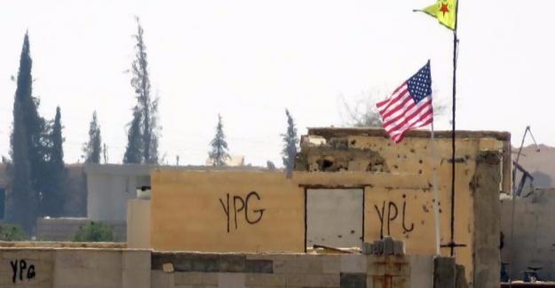 ABD'nin Terör Örgütüne Yardımı Hız Kesmedi