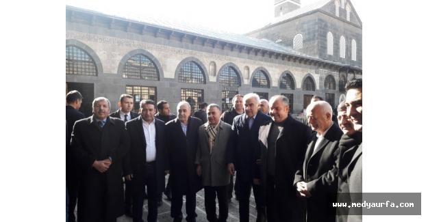 Ak Parti Şanlıurfa Diyarbakır'da Çıkarma Yaptı