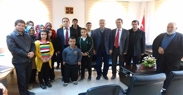 Atatürk Barajı Anadolu Lisesi Avrupa'ya Açılıyor