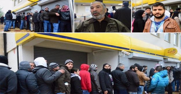 BM'den Mültecilere Kış Yardımı