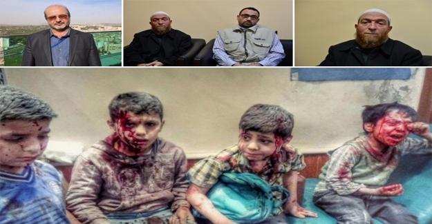 Halep İçin Kalpler Kan Ağlıyor