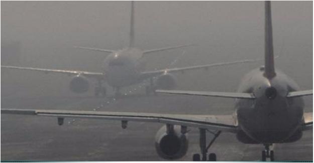 Şanlıurfa'da Hava Ulaşımına Sis Engeli