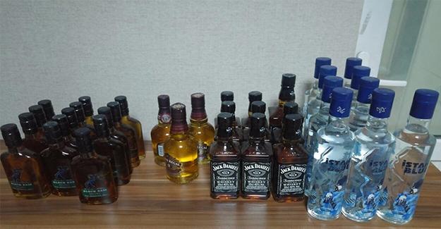 Şanlıurfa'da Sahte İçki Operasyonu