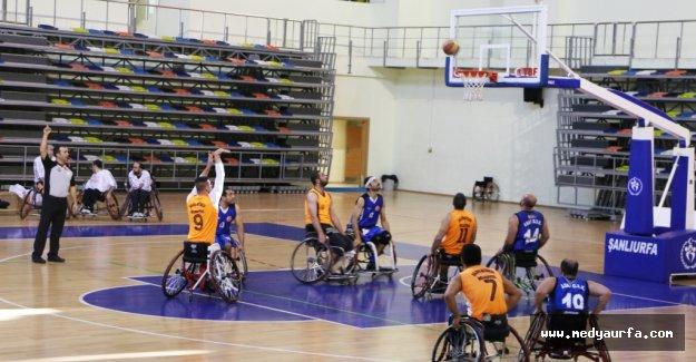 Şanlıurfa Engelliler Galatasaray'ı Yenmek İstiyor