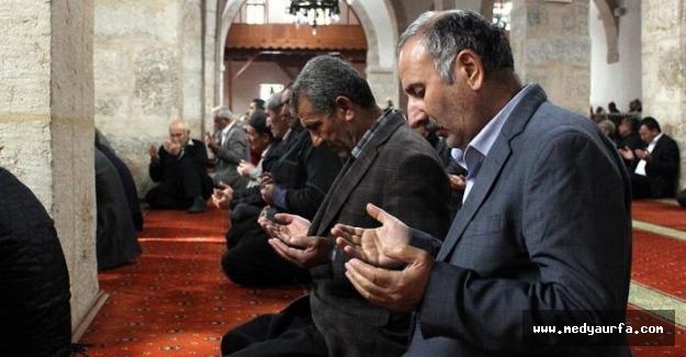 Şehit Derik Kaymakamı Safitürk için mevlit okutuldu
