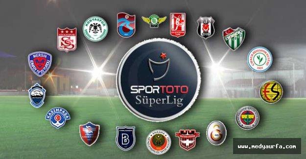 Süper Lig'de 31.Hafta Programı