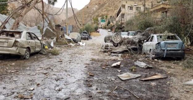 Suriye'nin Yeni Halep'i: Barada Vadisi