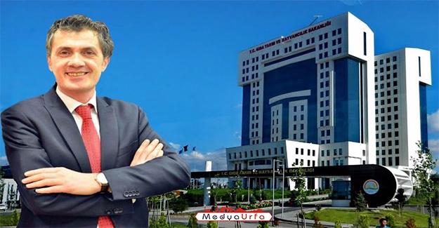 Tecrübeli Bürokrat Toraman'a Yeni Görev