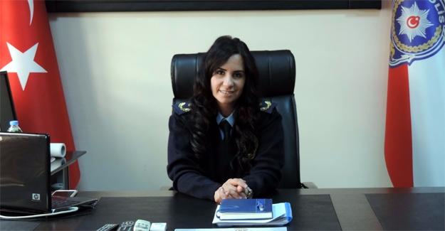Akçakale'de Kadın Emniyet Müdürü Dönemi