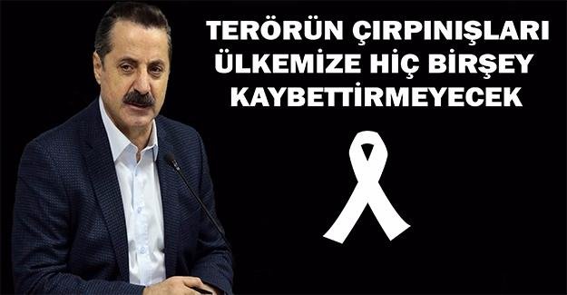 Bakan Çelik İzmir'deki Terör Saldırısını Değerlendirdi